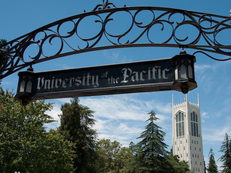 普瑞教育美国之旅--太平洋大学